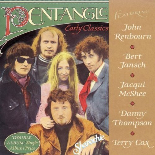 PENTANGLE-EARLY-CLASSICS-NEW-CD
