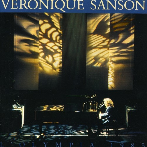 VERONIQUE-SANSON-A-LOLYMPIA-1985-NEW-CD