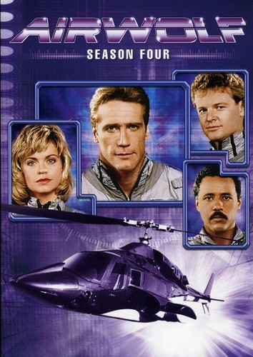 AIRWOLF-SEASON-FOUR-5-DISCS-NEW-DVD
