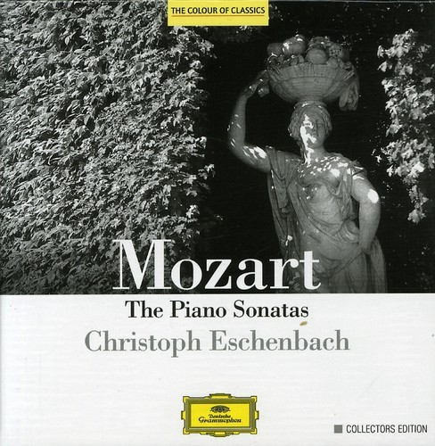 CHRISTOPH-ESCHENBACH-MOZART-PIANO-SONATAS-BOX-SET-NEW-CD