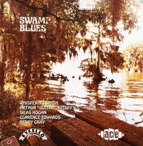 SWAMP BLUES / VARIOUS (UK) NEW CD