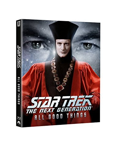 STAR TREK: THE NEXT GENERATION - ALL GOOD THINGS NEW BLURAY