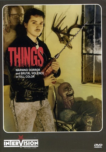 THINGS (1989) / NEW DVD