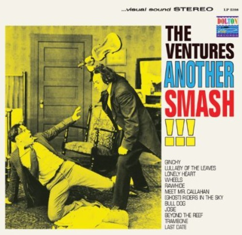 VENTURES-ANOTHER-SMASH-NEW-VINYL