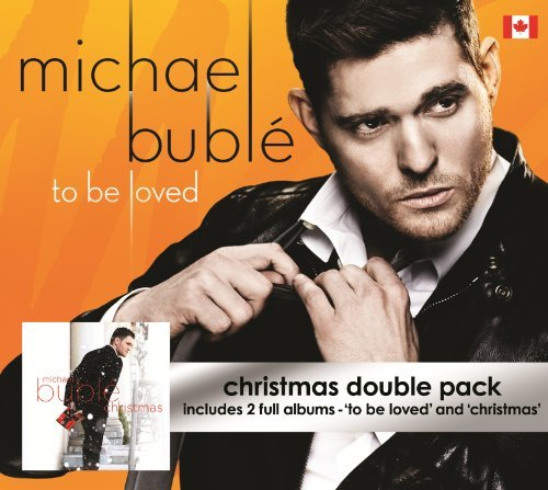 MICHAEL-BUBLE-TO-BE-LOVED-CHRISTMAS-DOUBLE-PACK-IMPORT-NEW-CD