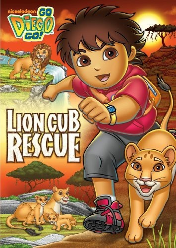 GO-DIEGO-GO-LION-CLUB-RESCUE-NEW-DVD