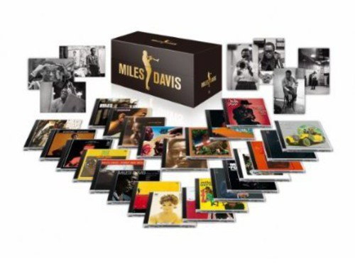 MILES-DAVIS-COLLECTION-BOX-IMPORT-LTD-NEW-CD