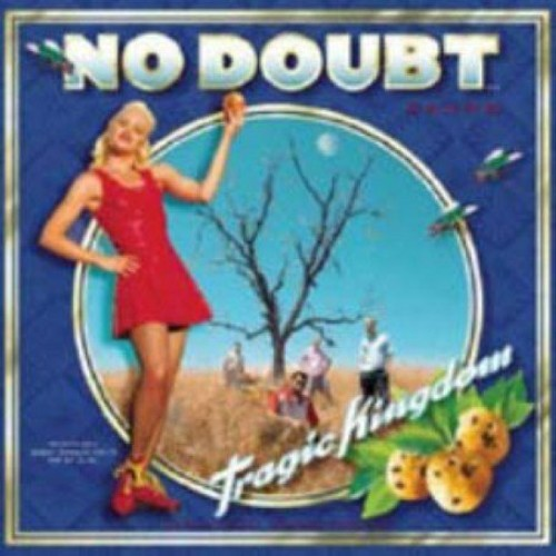NO-DOUBT-TRAGIC-KINGDOM-NEW-VINYL