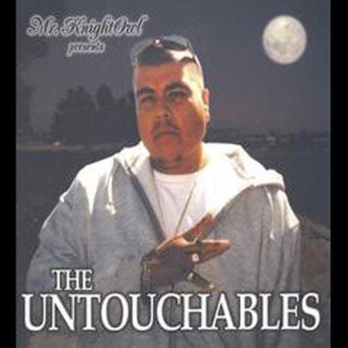 MR-KNIGHTOWL-UNTOUCHABLES-NEW-CD