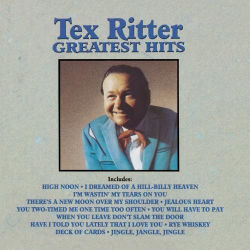 TEX-RITTER-GREATEST-HITS-NEW-CD