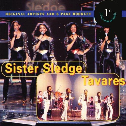 SISTER SLEDGE & TAVARES NEW CD