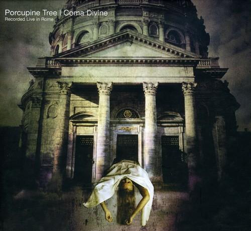 PORCUPINE-TREE-COMA-DIVINE-REISSUE-NEW-CD
