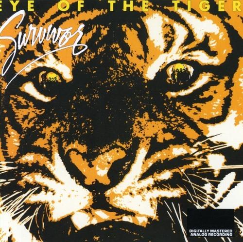 SURVIVOR-EYE-OF-THE-TIGER-UK-NEW-CD