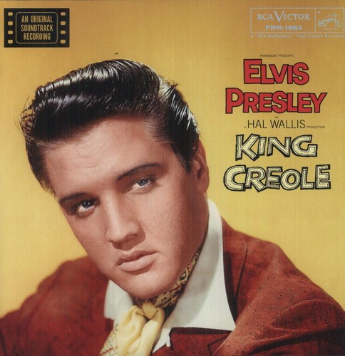 ELVIS-PRESLEY-KING-CREOLE-LTD-180GM-NEW-VINYL