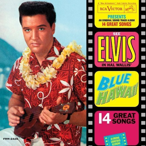 ELVIS-PRESLEY-BLUE-HAWAII-LTD-180GM-NEW-VINYL