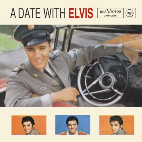 ELVIS-PRESLEY-DATE-WITH-ELVIS-180GM-NEW-VINYL