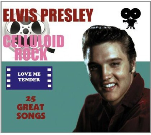 ELVIS-PRESLEY-CELLULOID-ROCK-LOVE-ME-TENDER-DIGIPAK-NEW-CD