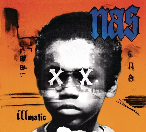 NAS-ILLMATIC-XX-NEW-CD