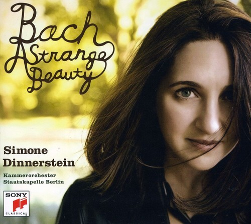 BACH-SIMONE-DINNERSTEIN-STRANGE-BEAUTY-DIGIPAK-NEW-CD