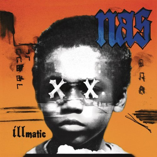 NAS-ILLMATIC-XX-180GM-NEW-VINYL