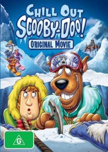 SCOOBY-DOO-CHILL-OUT-2007-NEW-DVD