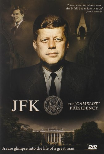 details about jfk the camelot presidency 2pc new dvd