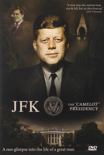 jfk the camelot presidency 2pc new dvd ebay