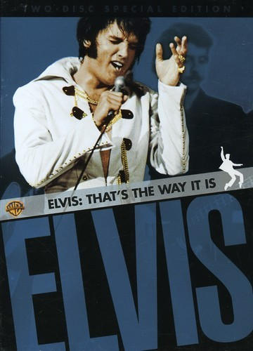 ELVIS PRESLEY - THAT'S THE WAY IT IS (2PC) (WS) (SPECIAL) NEW DVD