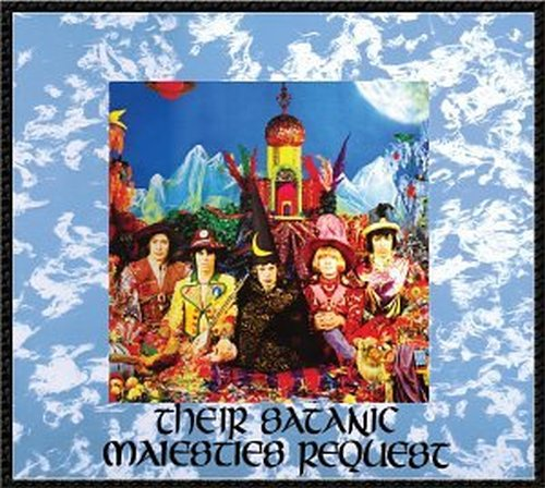 ROLLING STONES - THEIR SATANIC MAJESTIES REQUEST NEW CD