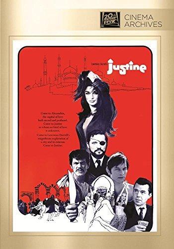 JUSTINE-NEW-DVD