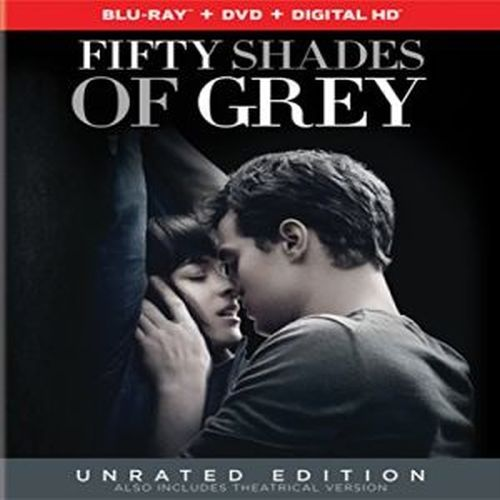 fifty shades of grey 2pc dvd new bluray ebay. Black Bedroom Furniture Sets. Home Design Ideas
