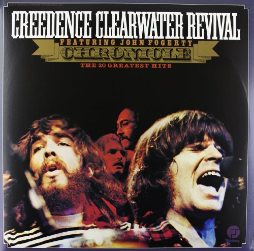CCR ( CREEDENCE) (CLEARWATER) (REVIVAL - CHRONICLE: THE 20 GREATEST NEW VINYL