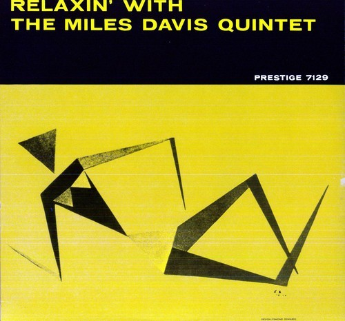 MILES DAVIS - RELAXIN WITH THE MILES DAVIS QUINTET NEW VINYL