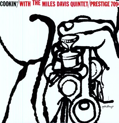 MILES DAVIS - COOKIN WITH THE MILES DAVIS QUINTET NEW VINYL