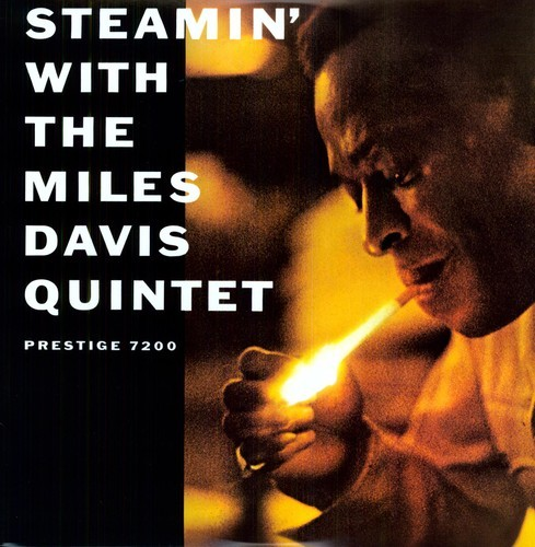 MILES DAVIS - STEAMIN: WITH THE MILES DAVIS QUINTET NEW VINYL