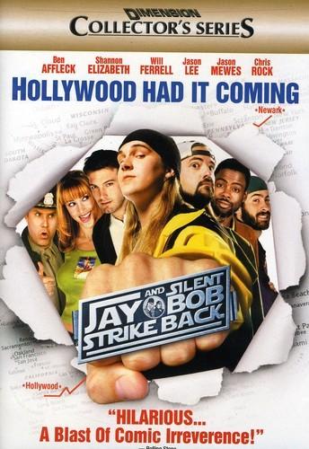JAY & SILENT BOB STRIKE BACK (WS) NEW DVD
