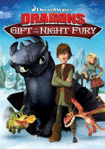 DRAGONS: GIFT OF THE NIGHT FURY (WS) NEW DVD