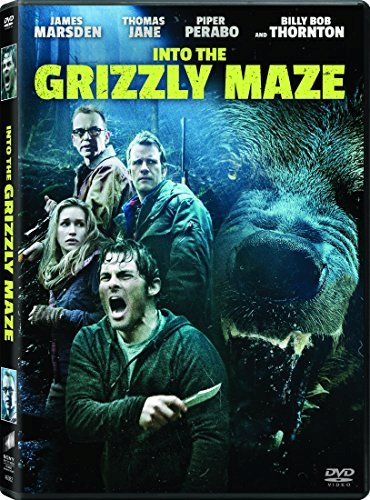 INTO-THE-GRIZZLY-MAZE-WS-NEW-DVD