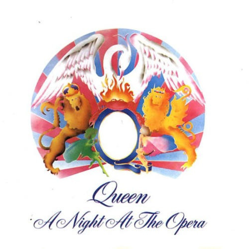 QUEEN - NIGHT AT THE OPERA (180GM) NEW VINYL