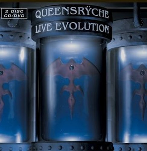 QUEENSRYCHE - LIVE EVOLUTION (+DVD) NEW CD