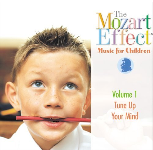 DON CAMPBELL /  MOZART - MUSIC FOR CHILDREN 1: TUNE UP YOUR MIND NEW CD