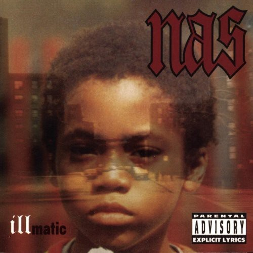 NAS - ILLMATIC NEW CD