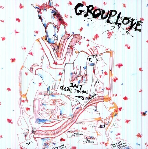 GROUPLOVE - DON'T FLY TOO CLOSE TO THE SUN NEW VINYL