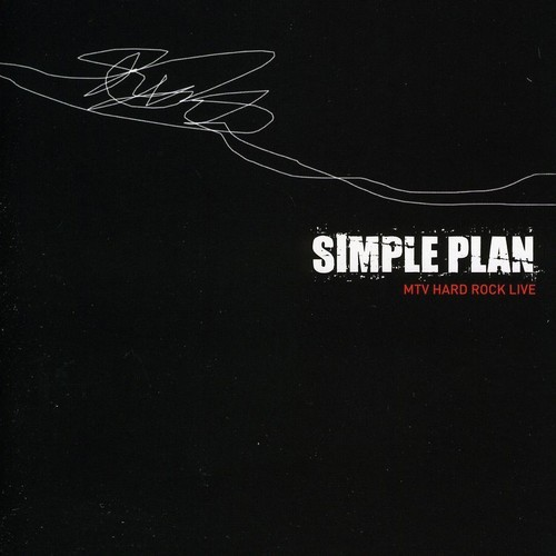 SIMPLE PLAN - LIVE FROM THE HARD ROCK NEW CD