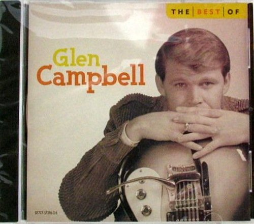 Glen Campbell All Time Favorite Hits New Cd 077775739626