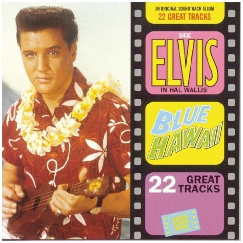 ELVIS - BONUS TRACKS - BLUE HAWAII PRESLEY /  SOUNDTRACK - BONUS TRACKS - NEW CD