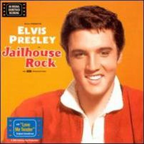 ELVIS (UK) PRESLEY - JAILHOUSE ROCK & LOVE ME TENDER / SOUNDTRACK (UK) NEW CD