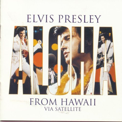 ELVIS PRESLEY - ALOHA FROM HAWAII: 25TH ANNIVERSARY EDITION NEW CD