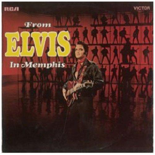 ELVIS PRESLEY - FROM ELVIS IN MEMPHIS - BONUS TRACKS NEW CD