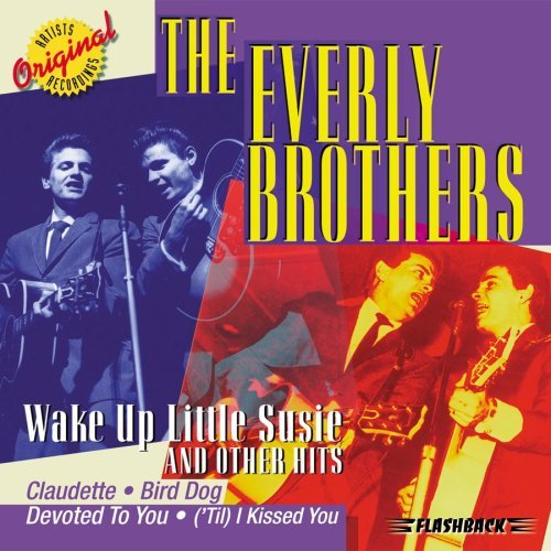 EVERLY BROTHERS - WAKE UP LITTLE SUSIE & OTHER HITS NEW CD